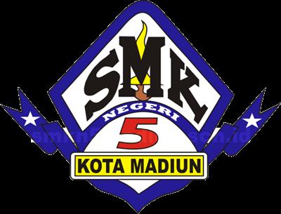 Logo SMKN 5 Madiun