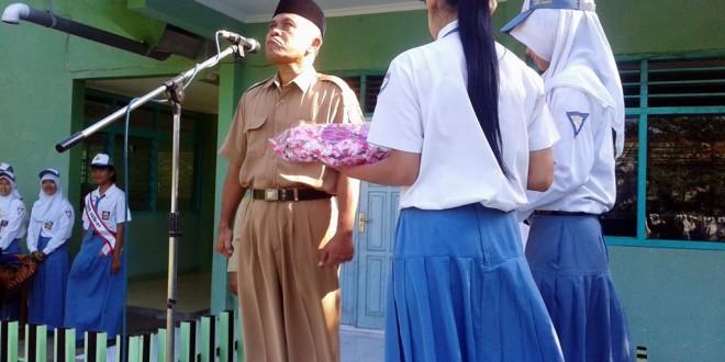 Upacara Dan Perpisahan Dengan Pak Yus..!!