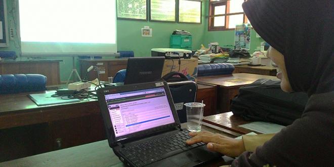 Pelatihan Penilaian Raport K-13 Bagi Guru