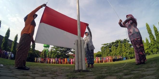 Peringatan Hari Kartini 2016 SMKN 5 Madiun