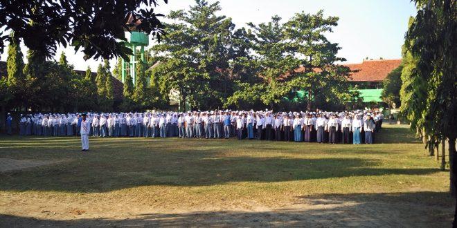 Hari Pertama Masuk Sekolah Th. 2017/2018