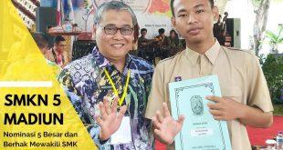 TKJ Masuk Nominator Pada LKS SMK Wilker IV Jatim