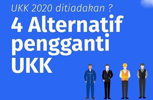 UKK 2020 ditiadakan, 4 alternatif pengganti UKK