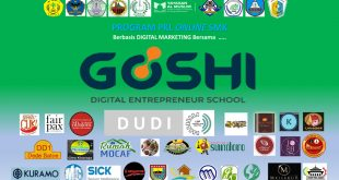 Sosialisasi Program PKL Online SMK Berbasis Digital Marketing