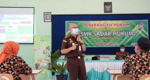 Jaksa Masuk Sekolah di SMKN 5 Madiun